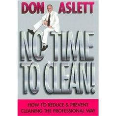 No Time To Clean! heart book