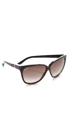 Gucci    Youngster Oversized Cat Eye Sunglasses  Style #:GUCII20019