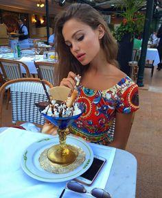 Food Russian Girls Russian