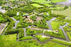 Twitter / NaturPictures: Star Castle. Holanda. Realmente ...