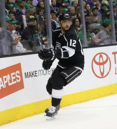 Marian Gaborik Has Been Just What The Doctor Ordered For The LA Kings. Article from Photo - La Kings Hockey, King A, Los Angeles Kings, National Hockey League, Hockey Players, One Team, Beautiful World, Nhl, Sporty