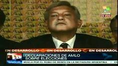 """#Mexico: """"Seguiremos actuando con apego a la ley"""" - #AMLO"""
