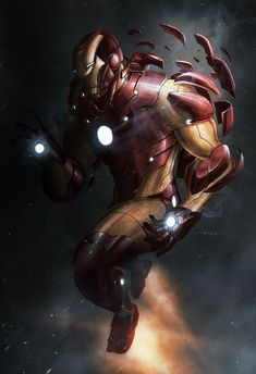 Iron Man Extremis Experiment by BillDinh on DeviantArt