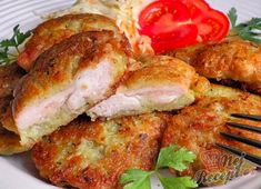Quick Recipes, Cooking Recipes, Bread Dough Recipe, Coleslaw, Bon Appetit, Poultry, Chicken Recipes, Good Food, Pork