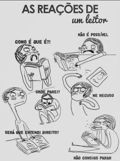 New memes apaixonados em portugues ideas I Love Books, My Books, Fangirl, 4 Panel Life, World Of Books, Book Memes, Lectures, Love Reading, Book Nerd