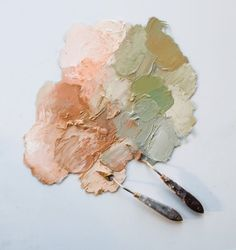 """Palette inspiration 🎨 from ✨ this color scheme is what is informing my current painting. I love artists 💛 """"our job is to love people. when it hurts. when it's awkward. when it's uncool and embarrassing. our job is to stand together,. Fall Inspiration, Painting Inspiration, Art Inspo, Color Stories, Tag Art, Color Schemes, Color Combinations, Artsy, Colours"""