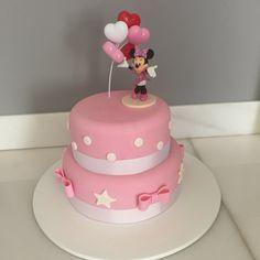 Tarta Minnie Mouse