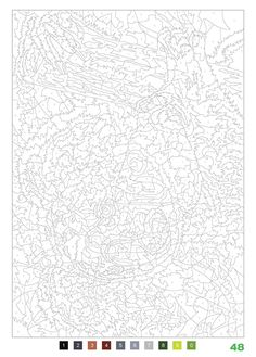 paint by number for adults / paint by number for adults + paint by number for adults canvases + paint by number for adults tips + paint by number for adults beautiful + paint by number for adults free Adult Color By Number, Color By Number Printable, Color By Numbers, Paint By Number, Abstract Coloring Pages, Spring Coloring Pages, Mandala Coloring Pages, Coloring Book Pages, Art Therapy Activities