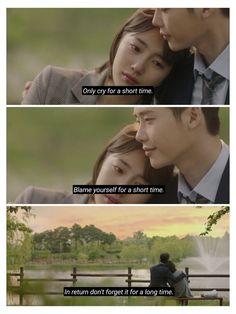 Korean Drama Romance, Korean Drama Funny, Korean Drama List, Korean Drama Movies, Korean Dramas, W Kdrama, Kdrama Memes, Quotes Drama Korea, Korean Drama Quotes