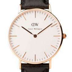 Sheffield classic by Daniel Wellington - rose gold