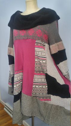 sweater upcycle;