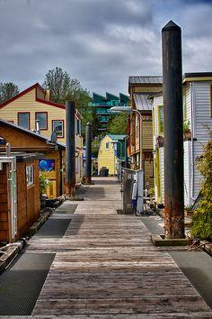 Fisherman's Wharf, Victoria, BC, Canada Visit Victoria www.victoriaprime.com