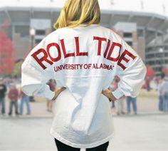 Spirit jerseys on Pinterest   Spirit Jersey, Roll Tide and Football ...