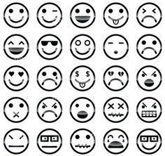 Emoji Smiley-Face Coloring Page Smileys, Faces Emoji, Smiley Faces, Emoji Coloring Pages, Colouring Pages, Smiley Face Images, Emoji Craft, Emoji Drawings, Face Icon