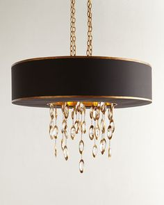Black Tie 11-Light Chandelier by John-Richard Collection at Neiman Marcus.