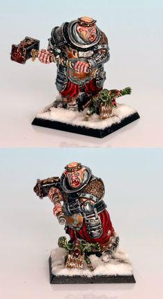 Ogre Maneaters - Page 176 Warhammer Ogre, Warhammer 40k Figures, Warhammer Paint, Warhammer Fantasy, Fantasy Battle, Medieval Fantasy, Warrior Priest, Miniaturas Warhammer 40k, Crusader Knight