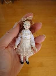 Image result for miniature doll image