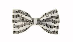 Clip On Bow Ties, Boys Bow Ties, Note Sheet, Church Music, Music Clips, Tie And Pocket Square, Sheet Music, Musicals, Notes