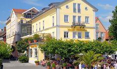 4 Sterne Hotel mit Wellness Oase & Spa sowie See- und Bergblick in Lindenau am Bodensee, nahe der deutsch-schweizerischen Grenze.