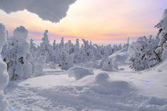 Vallée des Fantômes, parc national des Monts-Valin | 20 paysages québécois à couper le souffle