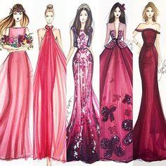 Resultado de imagen para fashion sketch