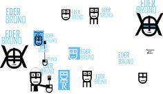 Tentativas de Logotipos