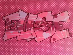 Elise graffiti name