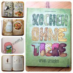 On the blog: Kochbuch - Kochen ohne Tiere