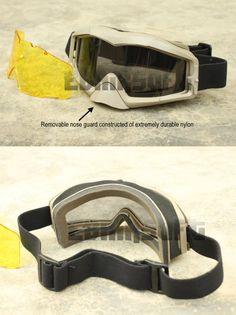 EbairSoft Airsoft parts & Tactical Gear - G OP AEC Tactical Goggles ( DE ) OP139