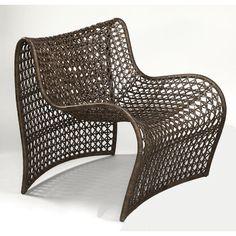 Design Ledersofa Loveseat von David Batho vereint Komfort mit ...