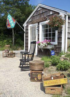 Brewster, Cape Cod Antiques