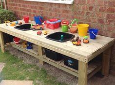 Outdoor Play Ideas גינה לי Backyard Playground Small