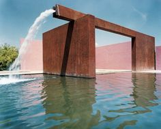 I don't like truth, ...EASTERN design office - San Cristobal Stable - Luis Barragan, Via :...