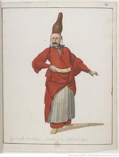 [Zulufli]-baltadgi, serviteur du Sclictar aga