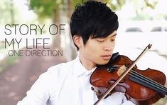 Violin and guitar cover of Story of My Life by One Direction. iTunes: https://itunes.apple.com/us/album/story-of-my-life-single/id919222621 Loudr: http://www...