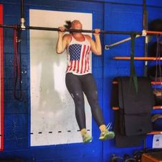 Strict to Kipping Pull-ups