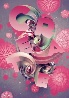 Photoshop tutorial: Create 3D type art using Photoshop CS5 - Digital Arts via digitalartsonline.co.uk