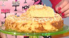 Cuochi per caso...o per forza!!: Torta morbida di mele e mandorle di Anna Moroni