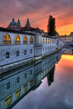 Enjoyable Ljubljana http://www.travelandtransitions.com/destinations/destination-advice/europe/