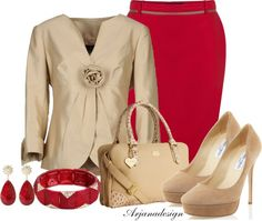 """""""YES-YES-YES"""" by arjanadesign ❤ liked on Polyvore"""