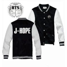 ALLKPOPER Bangtan Boys Jacket BTS unisex goods New Rap Monster Coat ($16) ❤ liked on Polyvore featuring bts