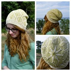 Ravelry: as the leaves begin to fall pattern by Eliza Jarvi - free pattern /sport weight Knitting Patterns Free, Free Knitting, Free Pattern, Bandanas, Knit Crochet, Crochet Hats, Fall Patterns, Fall Hats, Sport Weight Yarn