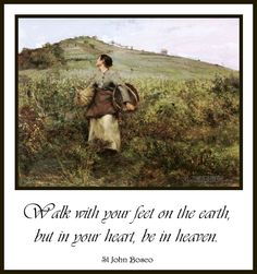 The Cloistered                                                   Heart: Be in Heaven