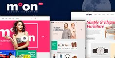 Download Free              Moon - eCommerce PSD Template            #               ecommerce #ecommerce psd #ecommerce psd template #Fashion Shop #fashion store #online shop #online store #retail #retail store #shop psd #shopping #store
