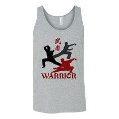 Warrior Tank Top