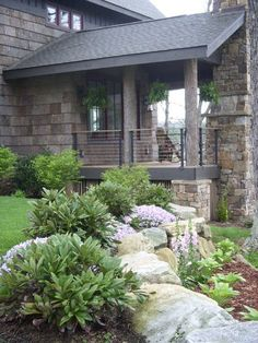 traditional porch by Christopher Kellie Design Inc.