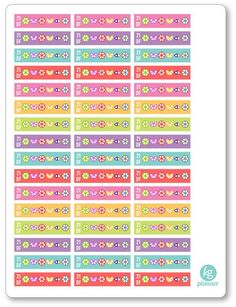 Now available in our store: 21 Day Fix Meal P.... Check it out at http://plannerpenny.myshopify.com/products/copy-of-21-day-fix-exercise-program-pdf-printable-planner-stickers