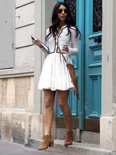 THE LITTLE WHITE DRESS - graziashop.com