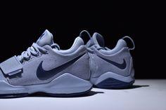 separation shoes 6540c f016c Nike PG 1 Glacier Grey Armory Blue 2017
