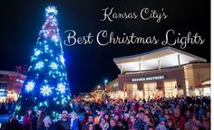 Kansas City sparkles in holiday splendor with magnificent displays across the metro! These are our top picks for the best Christmas lights in KC!